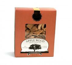Charcoal Companion Apple Wood Gourmet Smoking Chips 144 cu.in. - Availability: in stock - Price: £7.00