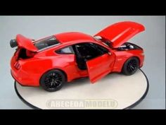 ford mustang 2015 maisto 18 1