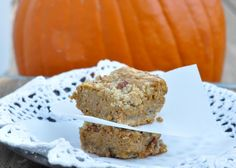 Pumpkin Cheesecake Bars. I have made these for many years. Even people who don't like pumpkin pie like these! They are a family favorite and every time I take them anywhere, I always get requests for the recipe.