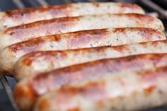 Check out our complimentary snag BBQ that happens every Tuesday! #bbq #sausage #forstertuncurry #big4forstertuncurrygreatlakes