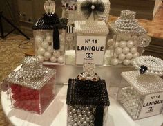 "Chanel / Birthday ""Lanique's Chanel Themed Party"" 