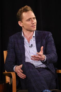Tom Hiddleston Night Manager Interview with Hugh Laurie.