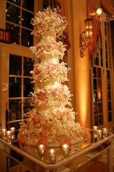 "It would be a dream to have Sylvia Weinstock, the ""queen of cakes,"" design my wedding cake"