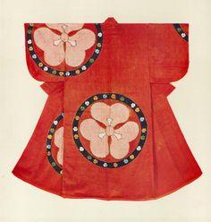 Early Edo kosode with a remarkably bold pattern. Japanese Costume, Japanese Kimono, Geisha, Samurai Clothing, Japanese Outfits, Japanese Clothing, Kimono Design, Japanese Textiles, Vintage Kimono