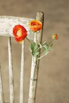 Our delicate Rust Ranunculus Stem adds the perfect pop of color! Pair with one…