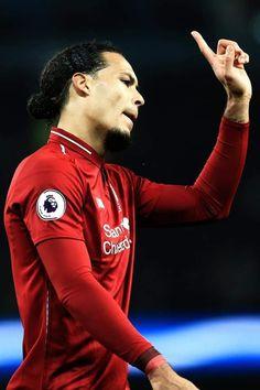 Vergil van Drijk # Man City 2-1 Liverpool 2019 Liverpool Fc, Virgil Van Dijk, Messi And Ronaldo, You'll Never Walk Alone, Soccer Players, All Star, Guys, Celebrities, Legends
