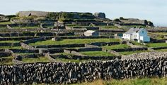 Inis Meain, Co Galway - from the Irish Times Best Place to Holiday in Ireland