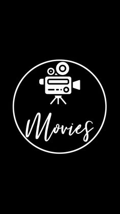 Movies Instagram highlight cover #movies #cover #instagram #highlight Instagram highlight icons Instagram black theme Cover pics