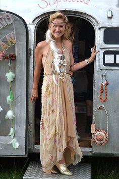 Festival fashion at Wilderness