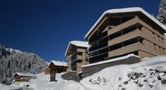 Skigebiet Damüls in Österreich, Winterurlaub - InAustria Hotels, Austria, Skiing, Multi Story Building, Ski Trips, Winter Vacations, Ski