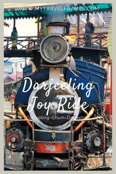 Joy Ride is operated by Darjeeling Himalayan Railway (DHR) solely for tourists. While Batasia Loop and Ghum Rail Museum are the two main attractions of this ride, the journey itself would give you a unique experience of travelling in century-old transportation. There are not many travellers who will let go of such an opportunity while in Darjeeling, India.