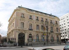 Palacio de los condes de Adanero. Madrid
