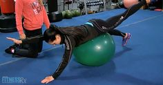 Lower Back Training: Simple Moves for Building Strength. Check out the video and give it a try this week!