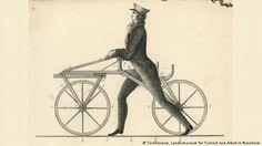 Durante período de crise, alemão construiu modelo que antecedeu biciclos modernos como alternativa econômica ao cavalo. Projeto ganhou pedais e pneus só décadas mais tarde. Hoje, é símbolo da mobilidade sustentável. Em 12 de junho de 1817, o funcionário público e inventor Karl von Drais se...
