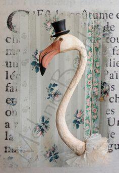 Melanie Bourlon - Paper Mache magic!!