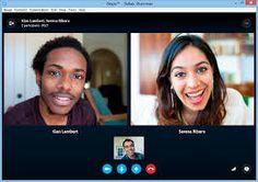 Resultado de imagem para SKYPE - ferramenta que facilita na interação e troca de informações com os educandos.