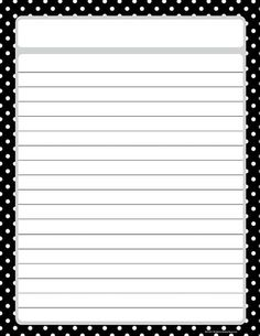 + images about Printable Lined Writing Paper on Pinterest | Writing ...