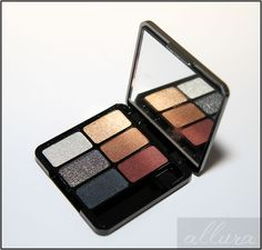Eve Pearl Diamond Eyes Palette. Super sparkly! www.eurekalifestyle.com