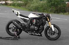 Monster Bike - RocketGarage Cafe Racer