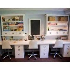 Home work desk