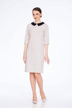Cold Shoulder Dress, Dresses For Work, Fashion, Moda, Fashion Styles, Fasion