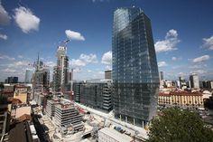 Milano/Milan/Mailand   Torre diamante   Porta nuova