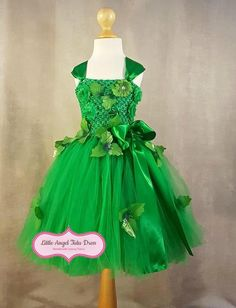 Check out this item in my Etsy shop https://www.etsy.com/uk/listing/538618542/poison-ivy-tutu-dress-handmade-poison