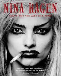 Image result for nina hagen 80s