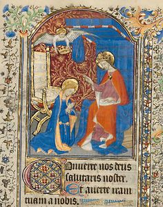 The gold and precious pigments in medieval religious manuscripts did more than shimmer: they reflected the piety of the books' owners.
