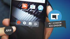 Como gravar a tela do Android sem Root #DicaDeApp