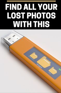 Without this, I wouldn& have been able to put together that photo album we printed off. I grabbed it a few months ago when I realized I couldn& find over half of my photos. Clever Gadgets, New Gadgets, Gadgets And Gizmos, Things To Know, Cool Things To Buy, Computer Help, Album Photo, Good To Know, Inventions