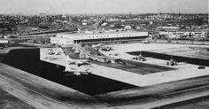 Newark Airport 1953