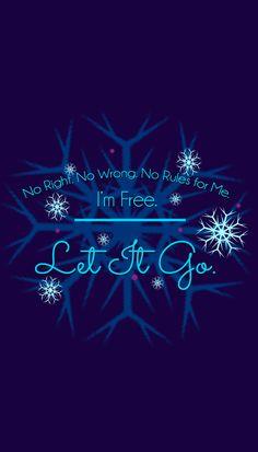 Let It Go Quote #frozen #elsa #letitgo