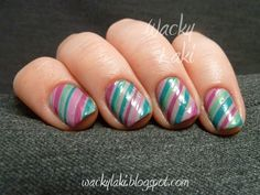 Love these stripes!