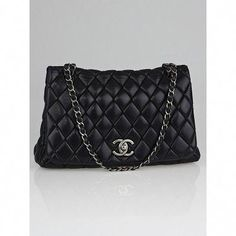 0543a69bf63 Jewellery Shops Grafton Street Used Chanel Bags, Chanel Purse, Chanel  Black, Black Quilt