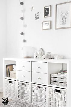 Stylish Toy Storage Ideas to Make Your Kid's Playroom Look Neat We all know that kids own a lot of stuff and never get enough of new toys—they always want more. These stylish toy storage ideas will help you organize.