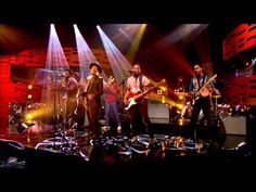 Bruno Mars performs Locked Out of Heaven on the Graham Norton Show