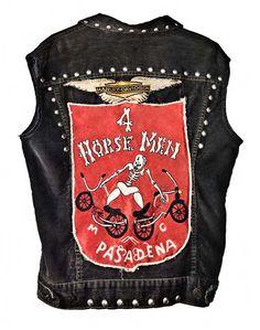 Motorcycle Club Cuts #biker #vest #mc