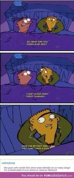 I loved this show, it's called Ed Ed and Eddy Ed And Eddy, Ed Edd N Eddy, Du Dudu E Edu, Tumblr Funny, Funny Memes, Kevedd, Dhmis, Old Cartoons, 2000s Cartoons