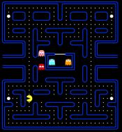 Pac Man - I recall many hours playing this at the laundromat by Red Rooster (a convenience store). Then Ms. Pac Man came along. 80s Video Games, Vintage Video Games, Vintage Videos, Vintage Stuff, Space Invaders, Adam Sandler, Super Smash Bros, Pac Man App, Videogames