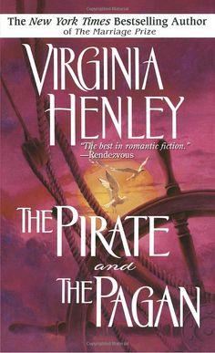 Amazon.com: The Pirate and the Pagan (9780440206231): Virginia Henley: Books