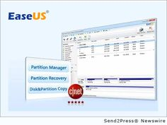 EaseUS Partition Master 10.2 upgrade and 'buy one, get one free' to experience the new version :: NEW YORK CITY, N.Y., Nov. 20, 2014 (SEND2PRESS NEWSWIRE) -- EaseUS, one of the top disk management software developers, announces the release of EaseUS Partition Master 10.2 on Nov. 20, 2014. The latest version improves the WinPE creation process, no longer requires to download the components from the internet during the entire progress. EaseUS Partition Master 10.2 directly grasps ISO/system…