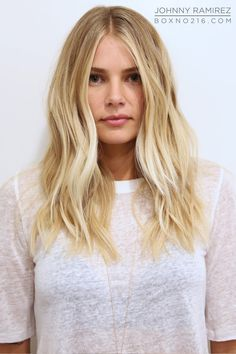 LIVED IN HAIR™ Hair Color by Johnny Ramirez • IG: @johnnyramirez1 • Appointment inquiries please call Ramirez|Tran Salon in Beverly Hills at 310.724.8167.