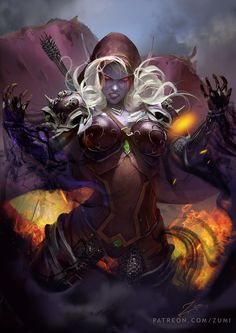 Let's share our favorite Warcraft fan-art! - Page 309 - Scrolls of Lore Forums