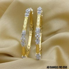 Rama Creations Manufacturer & Wholesalers of Imitation Bridal Jewellery in India. Gold Bangles Design, Jewelry Design, American Diamond Jewellery, Diamond Bangle, India, Silver Bracelets, Bangle Bracelets, Silver Rings, Bridal Jewelry