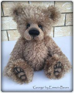 George by Mark and Emma Nicholson (Emma's Bears)