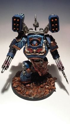 """""""Ave dominus nox"""" les Night lords de Malchy - Page 26"""