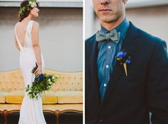Circa Vintage Rentals - Los Angeles // Industrial Modern Styled Shoot [440 Seaton] » Lauren Scotti Photographer » Creative wedding and portrait photography serving Orange County, available worldwide