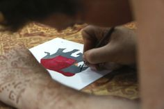 #india #paint My Photos, Playing Cards, India, Painting, Goa India, Playing Card Games, Painting Art, Paint, Draw