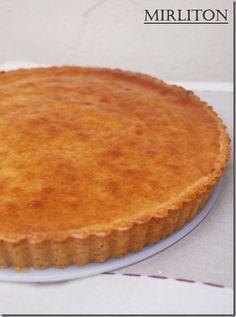 La fabuleuse tarte à l'ananas de C.Felder